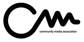 Graphic link to Community Media Associaiton